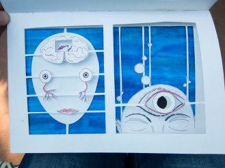 22 Alien Face Layer 2