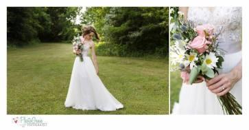 outdoor wedding, wildflowers, lake ozark, camdenton, osage beach, weddings at the lake, missouri, lake of the ozarks, weddings at lake of the ozarks, outdoor wedding, janine's flowers