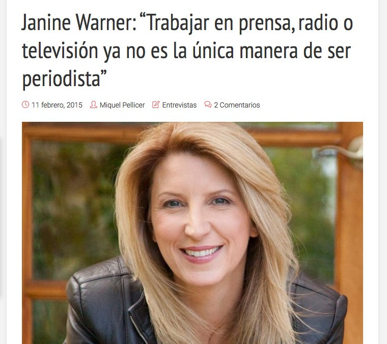 Miquel-Pellicer-interview with Janine Warner