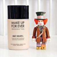 Le fond de teint Mat Velvet+ de Make Up For Ever pour une peau parfaite