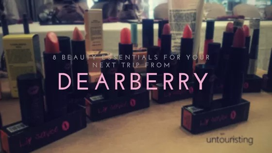 Dearberry Lip Service