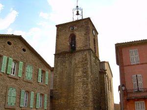 Kirchturm von La Garde Freinet