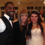 Bandleader Janis Nowlan Delaware Wedding Reception