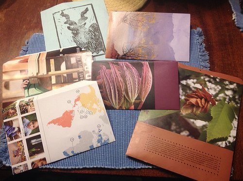 Envelopes by Tricia J Flickr Creative Commons