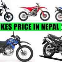 Dirt Bikes Price in Nepal [Updated]