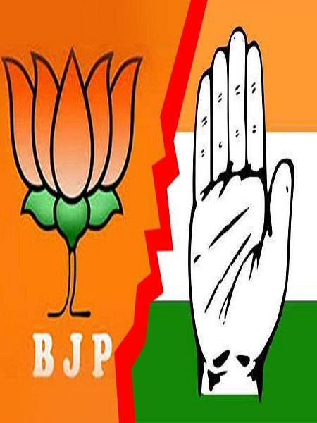 jan ki baat- BJP vs congress