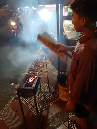 I uliczne kuluary kulinarne.