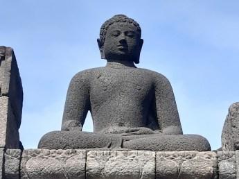 Budda medytujący.