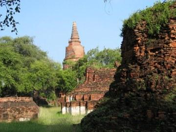 Wat Ratburana.