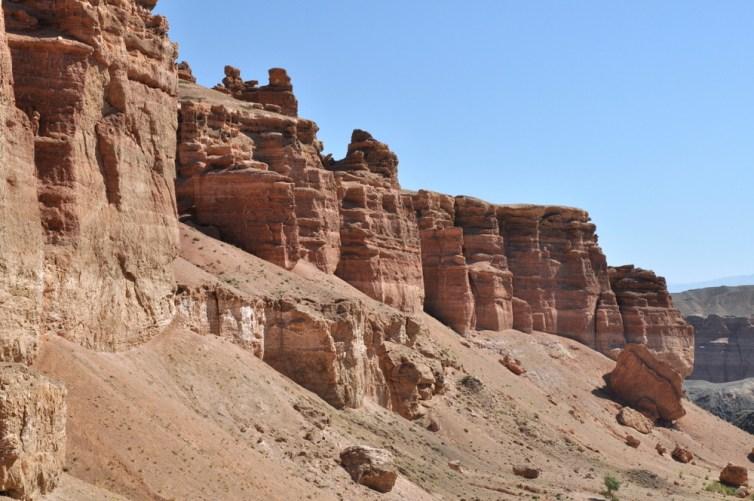 Kanion nazywany jest młodszym bratem Grand Canion W USA.