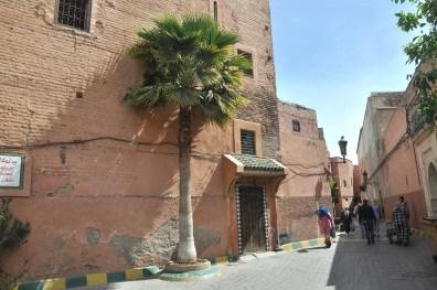 Medyna Marrakeszu jest wpisana na listę dziedzictwa kulturowego Unesco.