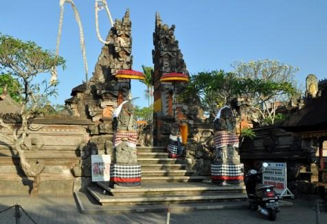 A to świątynia, Pura Dalem Taman Kaja.