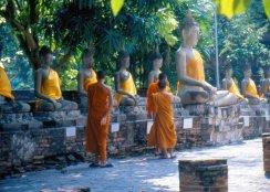 Każdy Taj na którymś z etapów swojego życia musi zostać choćby na chwilę mnichem-adeptem, minimum 3 mies.