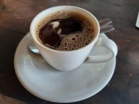 """""""kawa z dupy"""", jak mówi Zibi (przepraszam)."""