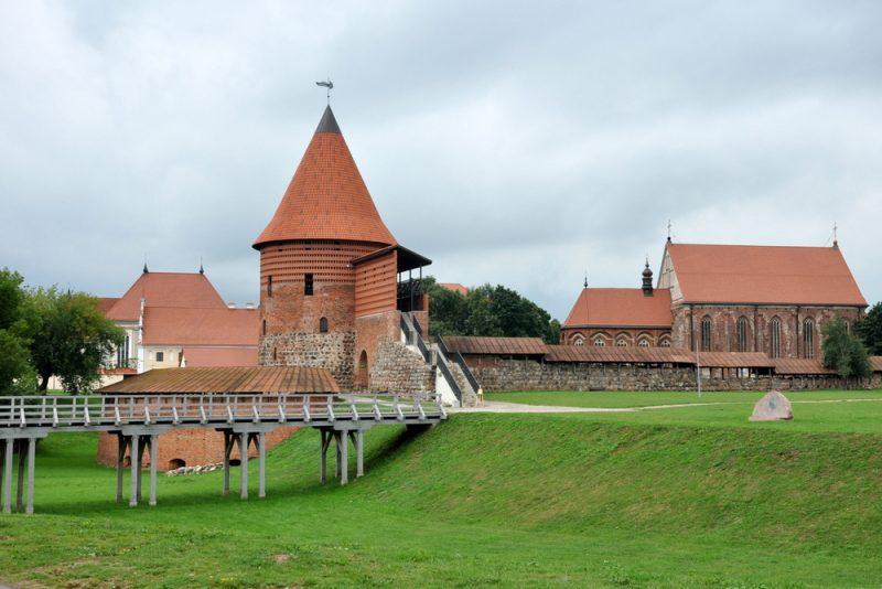 Zamek kowieński.