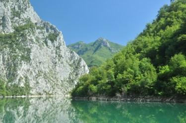 Wybudowanie zapór i elektrowni to propagandowo element unowocześnienia kraju, a w rzeczywistości uzyskanie niezależności energetycznej Albanii. To element tzw. autarkii, dążenia do samowystarczalności gospodarczej.
