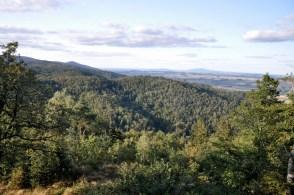 Krótki stop w Srebnej Górze.