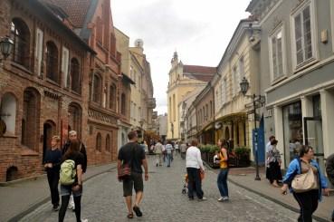Wileńskie Stare Miasto wpisane jest na listę Światowego Dziedzictwa UNESCO.