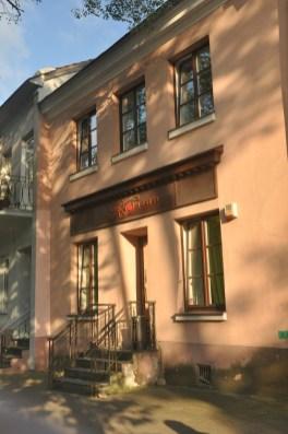 Nasz Pogo hostel na wileńskiej starówce.
