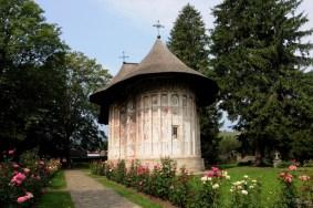 Manastirea Humorului (Bukowina, XVw).