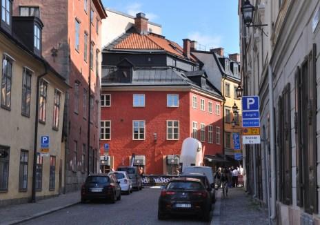 Sztokholm. Podobno Wenecja Północy