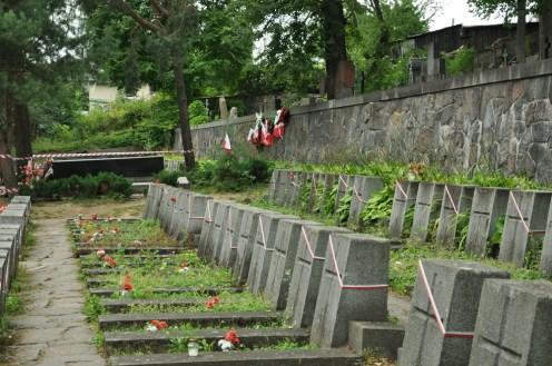 Polski cmentarz wojskowy: żołnierze walk o Wilno w latach 1919-20 oraz AK z 1944r.