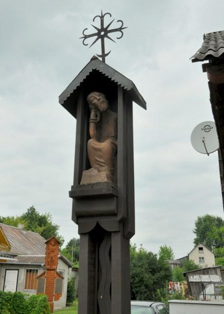Litewskie krzyżosłupy są wpisane na listę UNESCO.