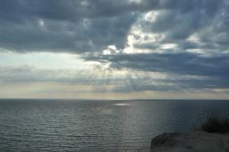 Skok nad morze. Adriatyk!