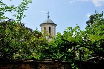 Cerkiew Św. Mikołja, zbudowana w 1848.