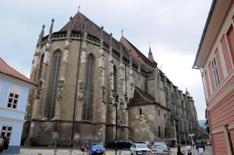Czarny Kościół.