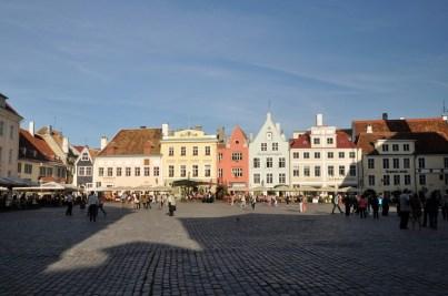 Plac ratuszowy, po naszemu: rynek :)