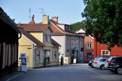 Sigtuna - maleńkie, ale najstarsze miasteczko Szwecji.