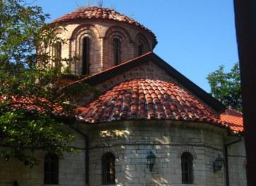 Jedna ze starszych cerkwii Baczkowskiego.