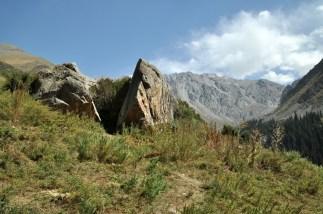 Rozbitoje sjerdce. 2380 m.