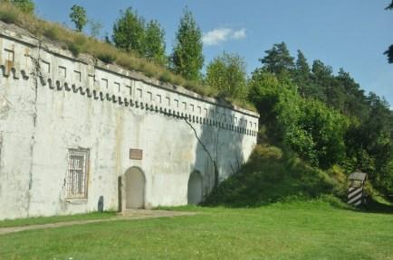 Osowiec - rosyjska twierdza zaporowa, wybudowana w latach 1882-1892 z rozkazu cara Aleksandra II jako element umocnień broniących granic imperium rosyjskiego. Nigdy nie została zdobyta.