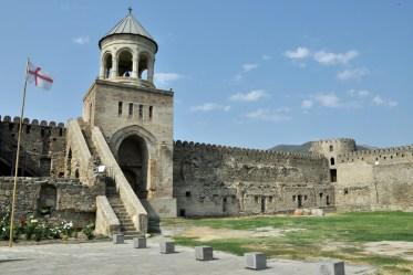 Mccheta jest jednym z najstarszych miast Gruzji i pierwszą stolicą (od III wieku p.n.e. do V wieku n.e., jeszcze za czasów gruzińskiego Królestwa Iberi).
