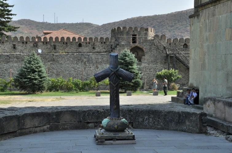 W 337 roku w Mcchecie proklamowano religię chrześcijańską jako religię państwową.