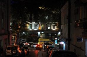 Tbilisii nocą.