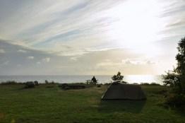 Zachód słońca nad Bałtykiem... czy ja się powtarzam? ;)))))