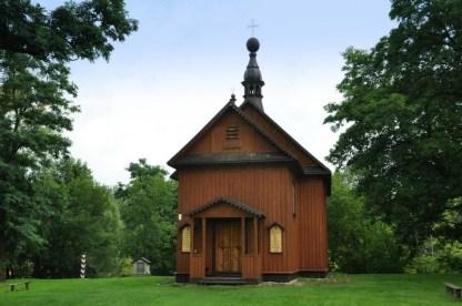Krzyczew. Cerkiew unicka p.w. św. Demetriusza Męczennika, 1811r...