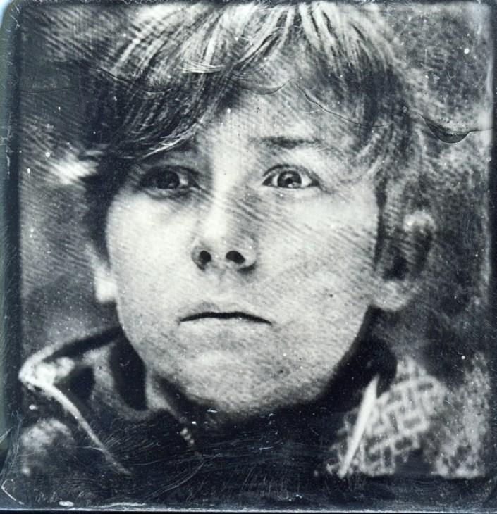 portrét kolodium Jan Kratochvíl fotograf Třebíč