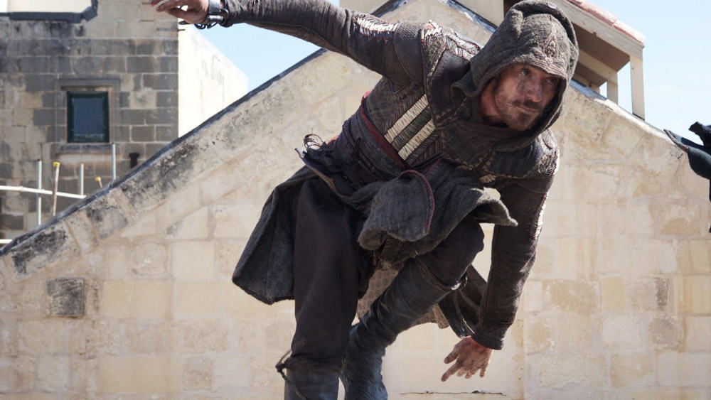 assassins creed clip