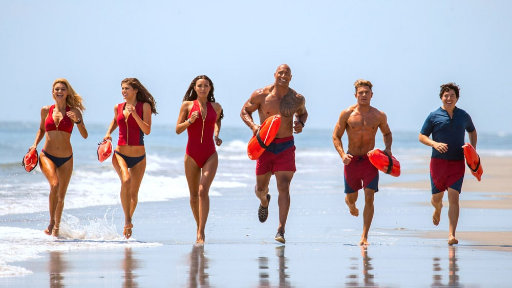 baywatch 2017 review