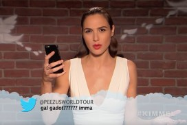 mean tweets gal gadot
