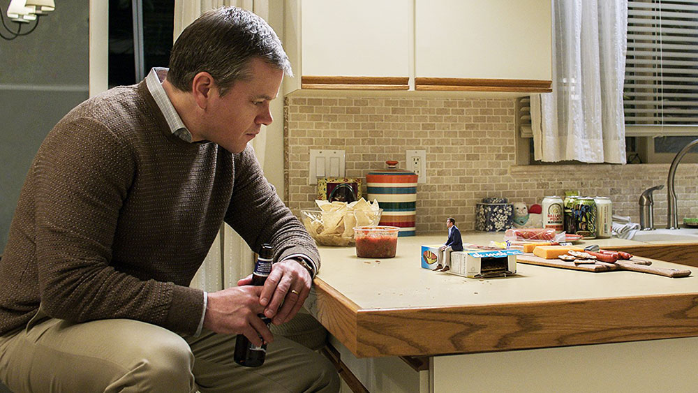 downsizing 2017 review