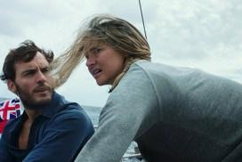Shailene Woodley adrift