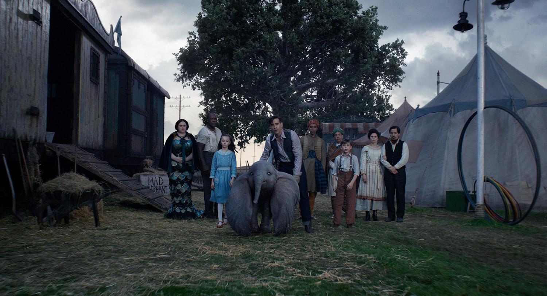 dumbo movie cast