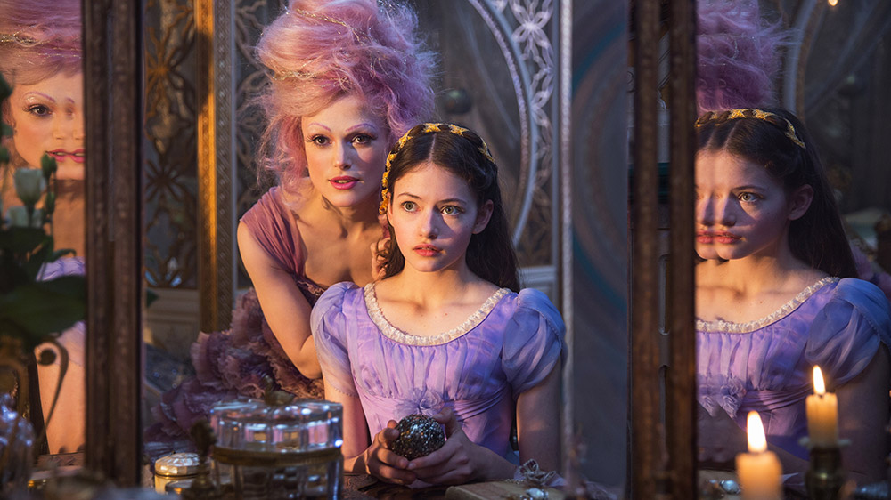 Nutcracker and the Four Realms movie review