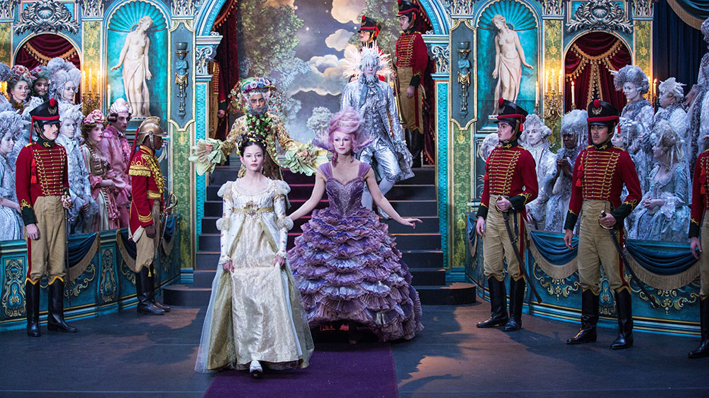 nutcracker movie review