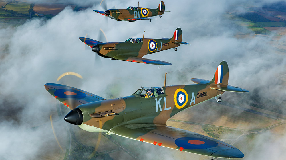 spitfire documentary review